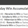 Friday Accumulator Lands