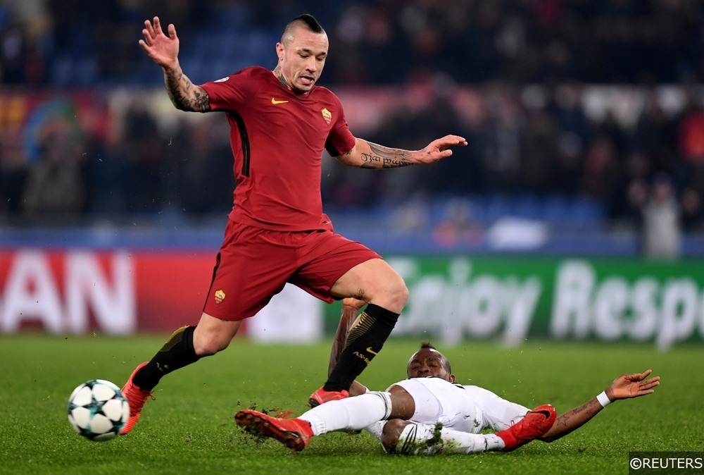 Roma Champions League predictions, betting tips and preview