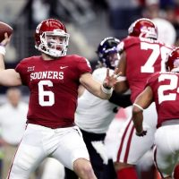 Baker Mayfield NFL Draft 2018