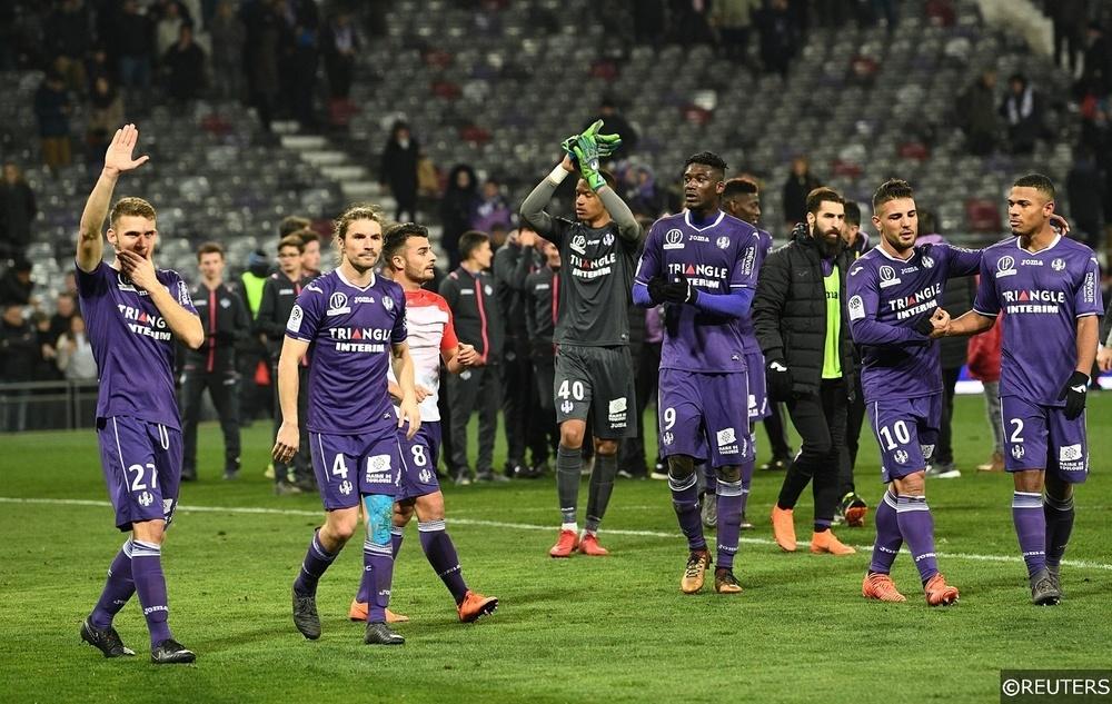 Ligue 1 - Toulouse v Guingamp