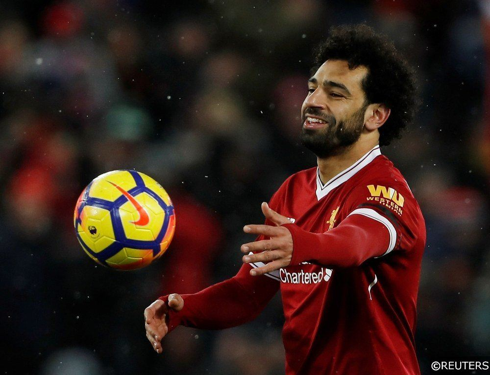 Mo Salah Premier League