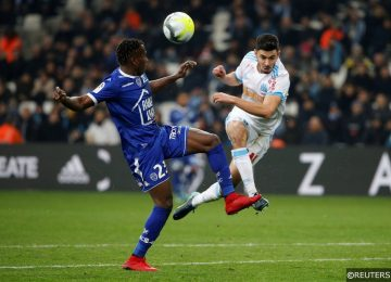 Ligue 1 - Marseille v Amiens
