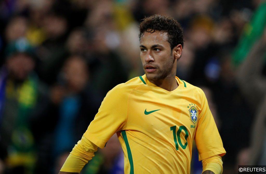World Cup Neymar