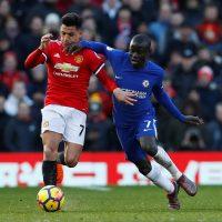 Alexis Sanchez, Manchester United - Ngolo Kante, Chelsea