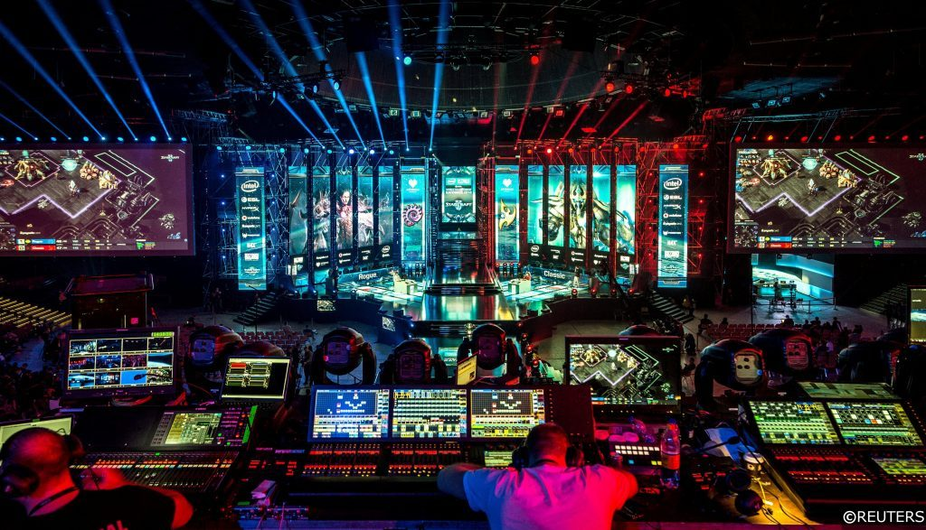 Intel Extreme Masters 2018 World Championships esports