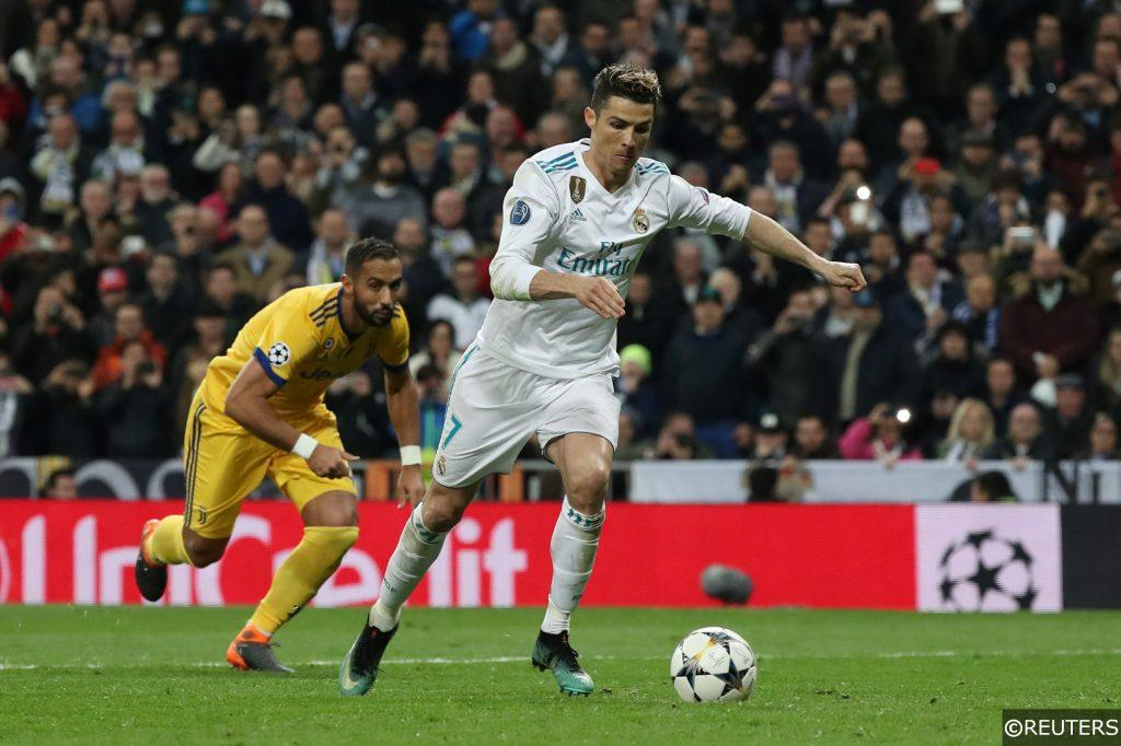 Champions League - Real Madrid - Cristiano Ronaldo