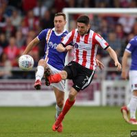 Lincoln City v Exeter City
