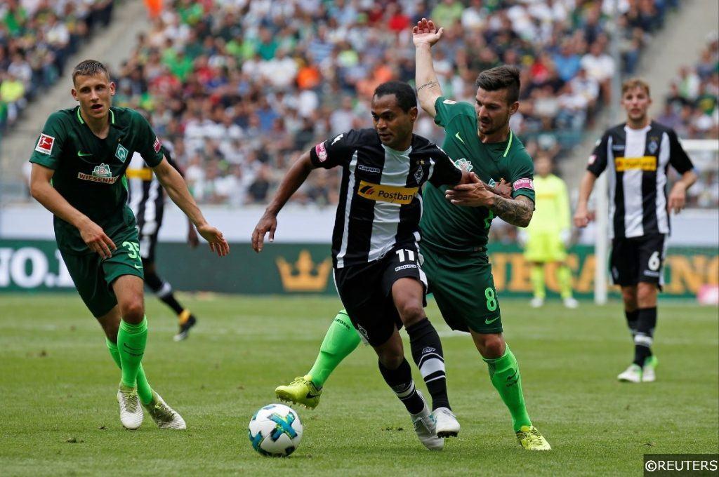 Borussia Monchengladbach vs Werder Bremen