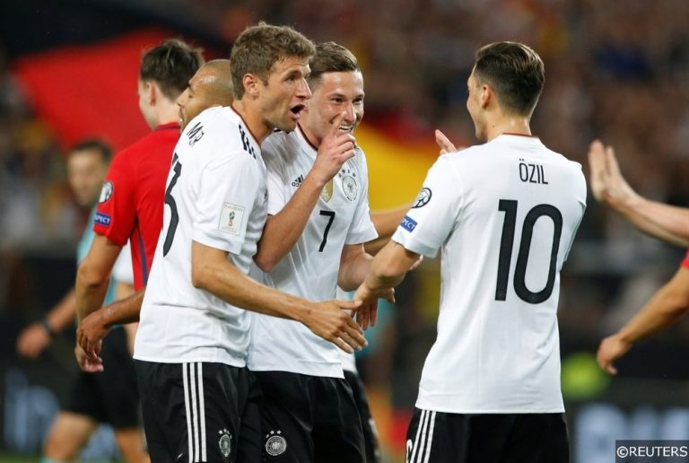 World Cup 2018: Germany's Timeline in Russia
