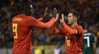 Belgium World Cup 2018 Hazard Lukaku