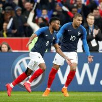 International Friendly - France v USA