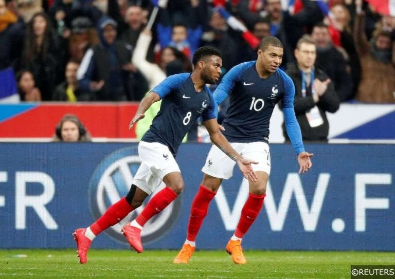 World Cup 2018: Les Bleus' boss puts his trust in youth
