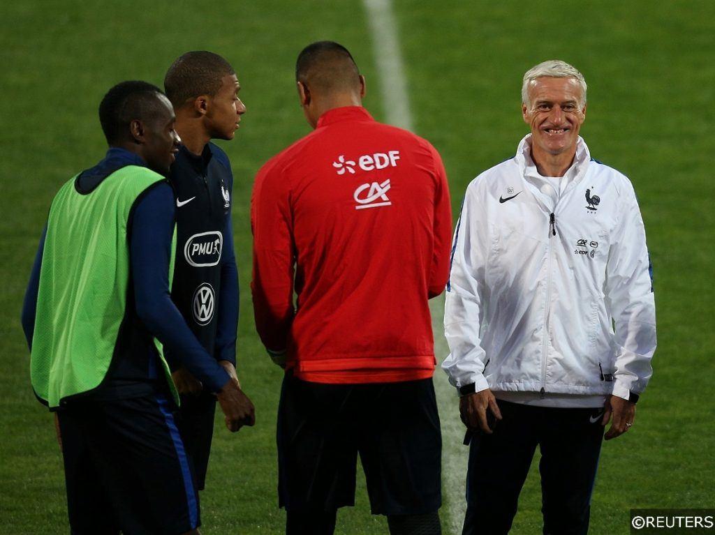 International Friendlies - France v Republic of Ireland