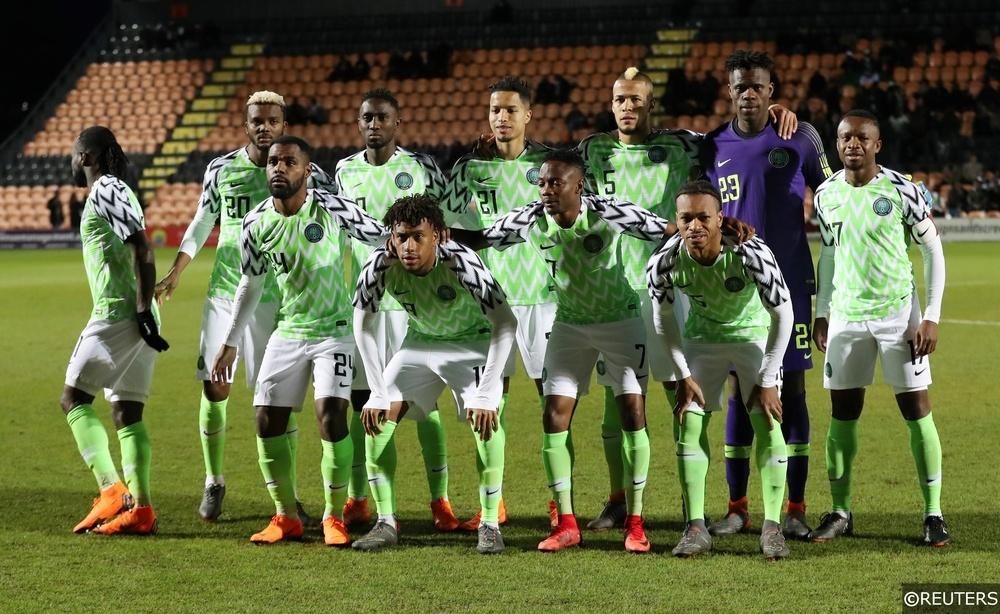 Nigeria World Cup 2018 Kit