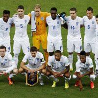 England Squad 2014