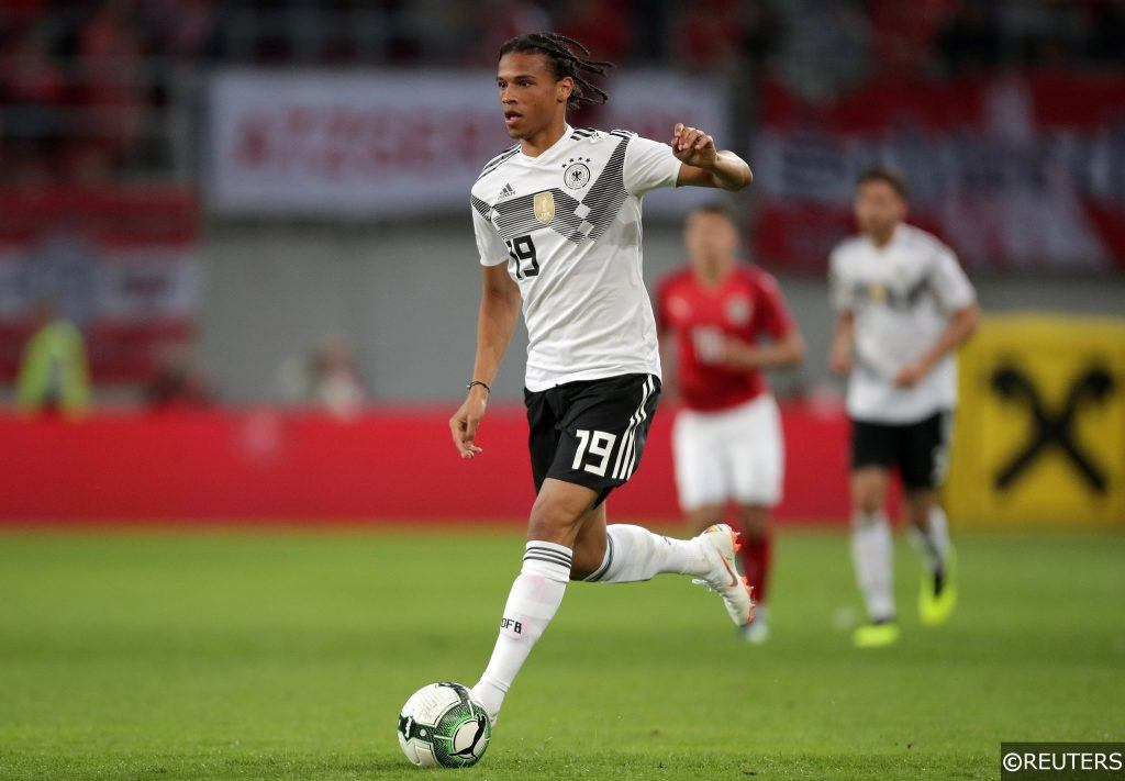 76d6407d2fd World Cup 2018  Why was Leroy Sané left out of Germany s squad