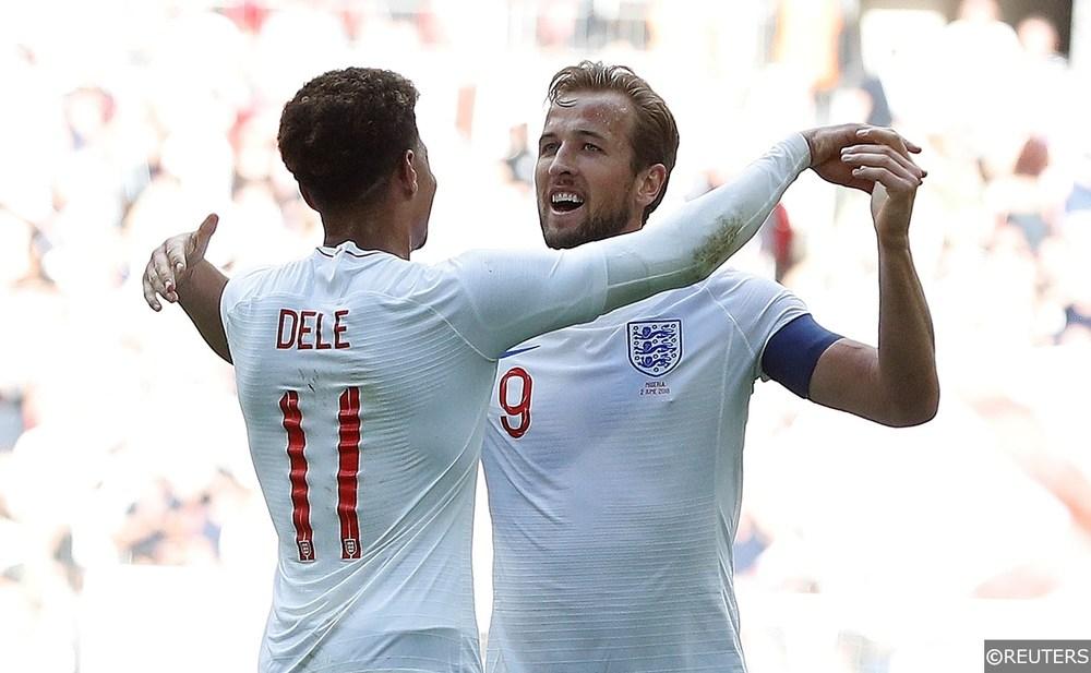England vs Nigeria World Cup 2018