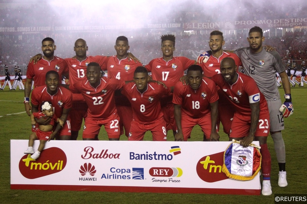Panama team photo