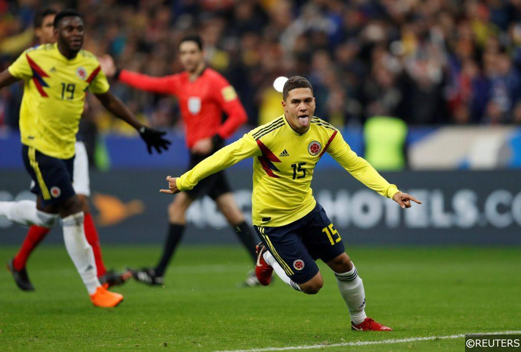d9f40e356f9 World Cup 2018  Juan Fernando Quintero s bid to bounce back from the ...