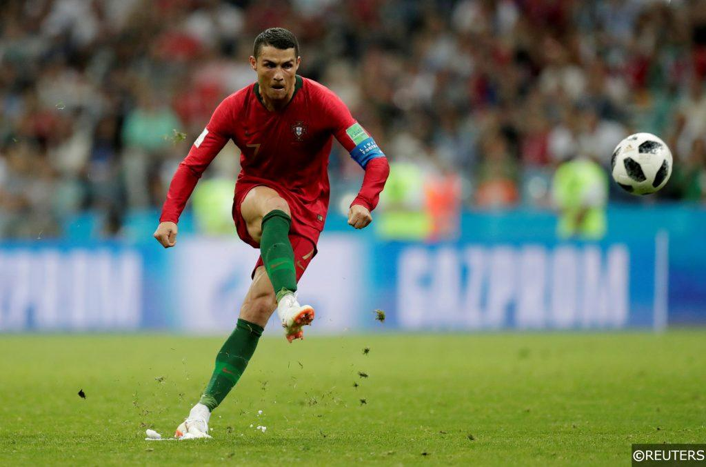 Portugal 3-3 Spain 2018 World Cup Russia