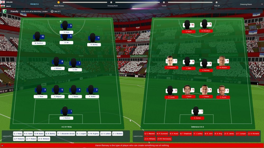 England football manager world cup