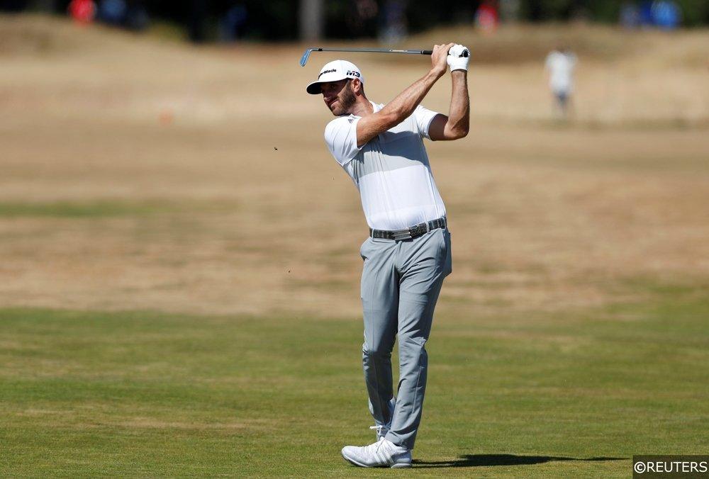 Dustin Johnson - Golf