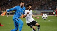 Roma Liverpool Alisson
