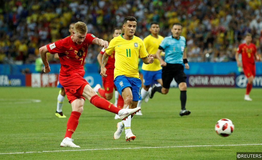 World Cup 2018 - Belgium De Bruyne