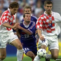 France v Croatia 1998 World Cup