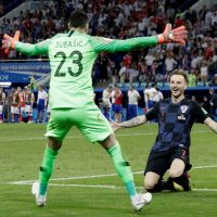 World Cup 2018: Croatia Russia