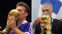 World Cup - Deschamps