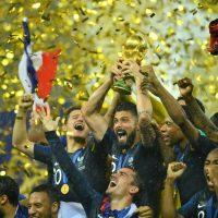 World Cup Final 2018 - France vs Croatia