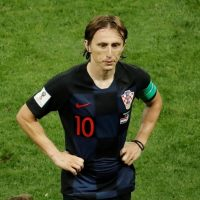 World Cup - Luka Modric