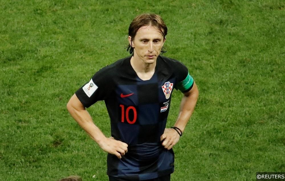 World Cup - Luka Modric