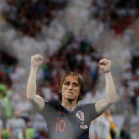 World Cup - Luka Modrid