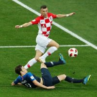World Cup 2018 Ivan Perisic Man United