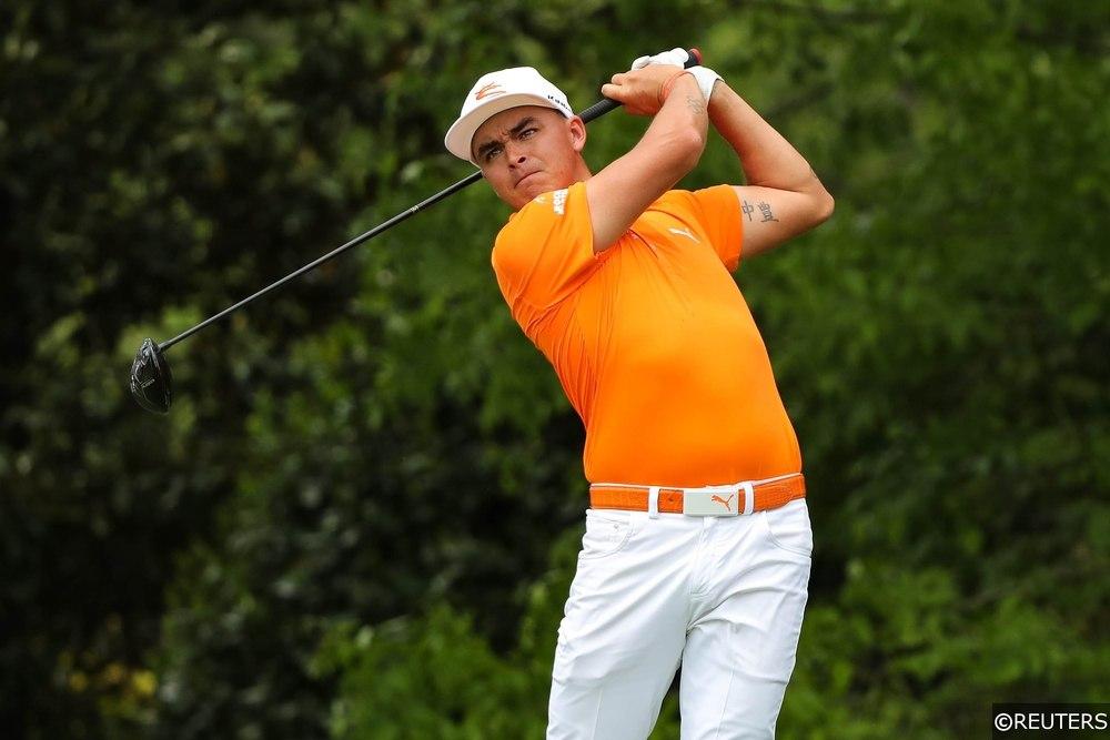 Rickie Fowler Golf
