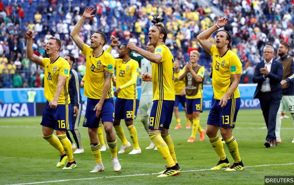 67144b295 World Cup 2018  How Sweden are thriving following the  Zlatan era