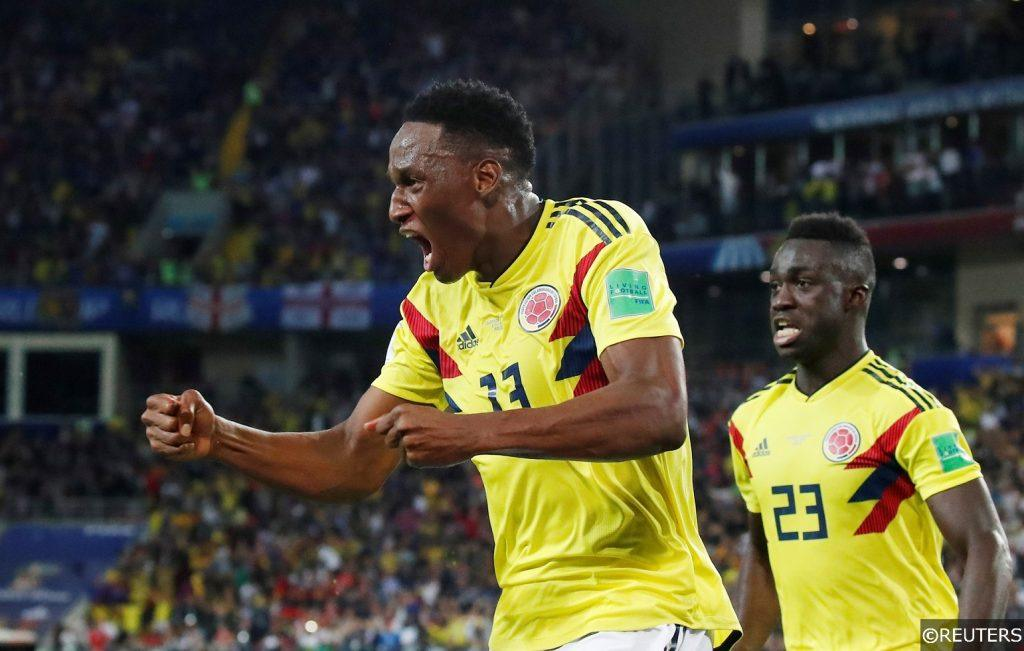 World Cup - Yerry Mina