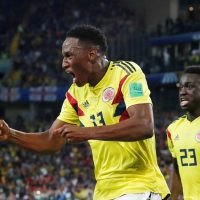 World Cup - Yerry Mina