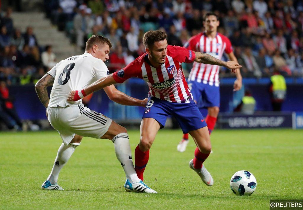 Atletico Madrid facing Summer Exodus - Transfer Betting Odds as Saúl is linked with Man City