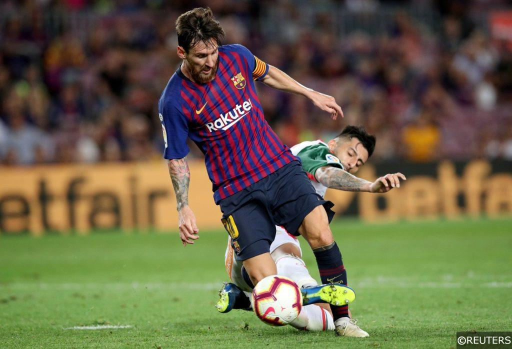 Anytime Goalscorer Accumulator for La Liga