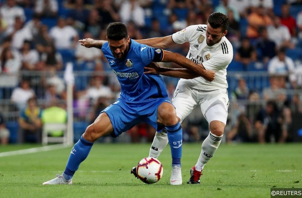 Copa del Rey - Getafe vs Valladolid