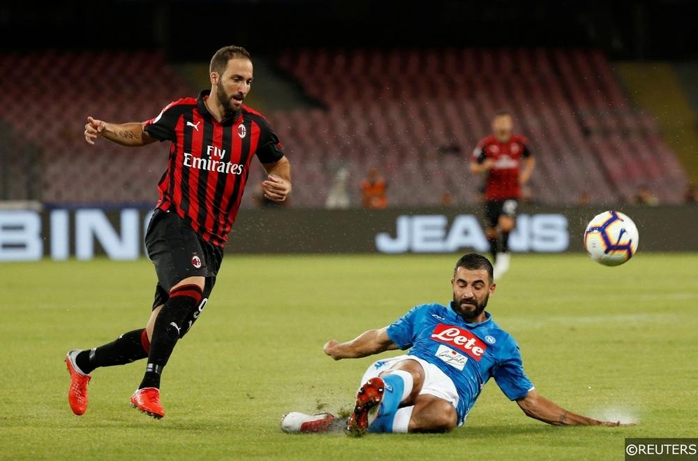 Napoli vs AC Milan