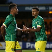 Jacob Murphy and Josh Murphy Norwich
