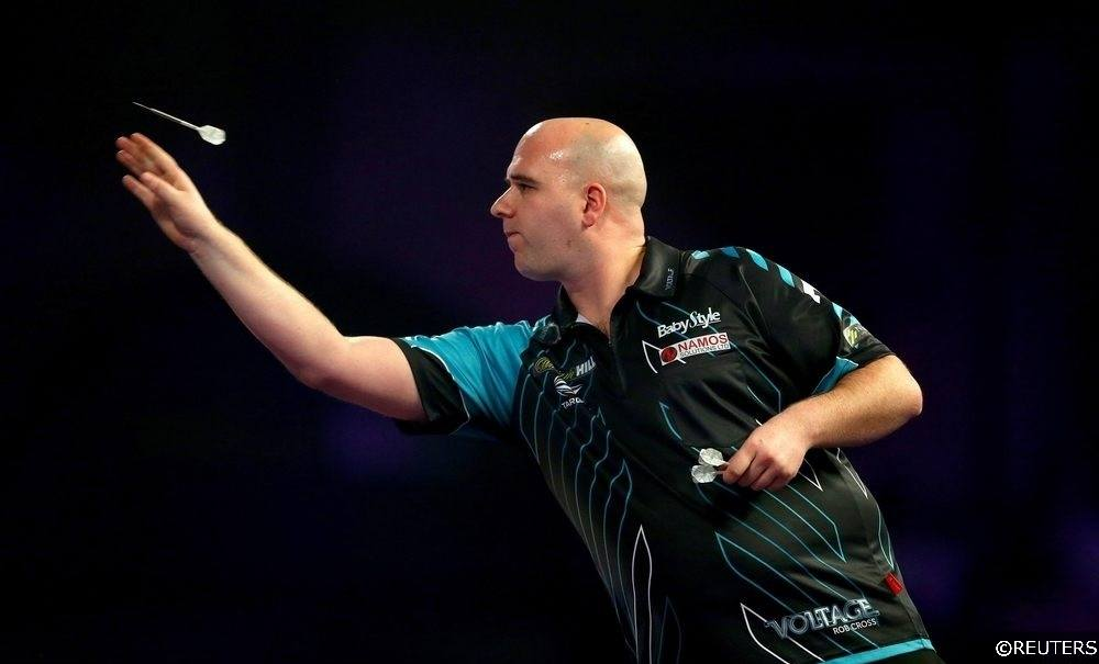 Rob Cross - Darts