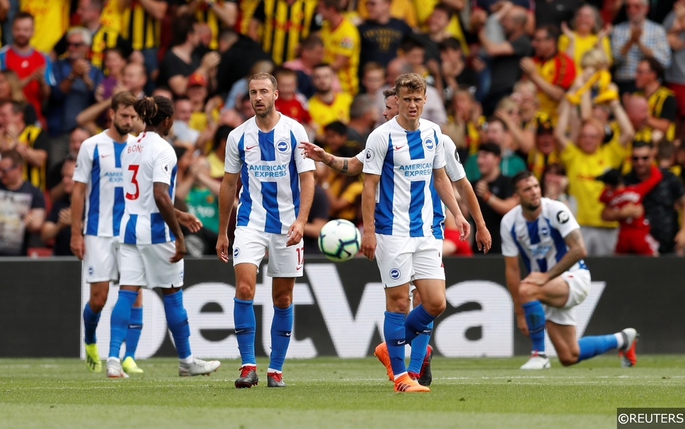 Brighton predictions, betting tips and match preview