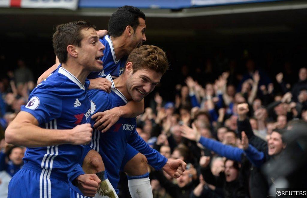 Premier League Chelsea Alonso Pedro Azpilicueta