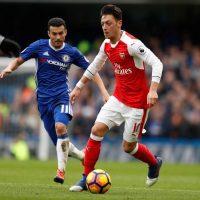 Premier League Arsenal Chelsea Ozil Pedro