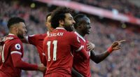 Liverpool Mo Salah Sadio Mane